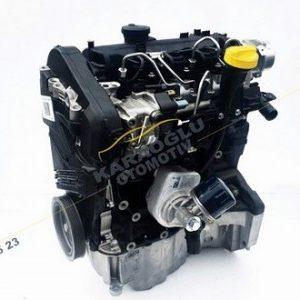 Renault Fluence Megane 3 Komple Motor 1.5 K9K 834 8201199856