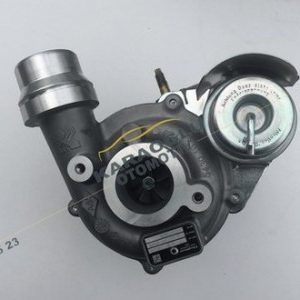 Renault Fluence Megane 3 Turbo Kompresör 1.5 Dizel K9K 7701478939
