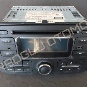 Dacia Duster Sandero Lodgy Dokker Radyo Cd Çalar Teyp 281155216R