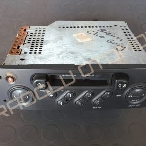 Renault Megane 2 Radyo Kaset Çalar Teyp 8200367488