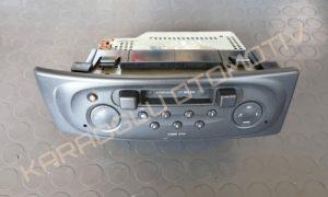 Renault Megane Radyo Kaset Çalar Teyp 8200070525