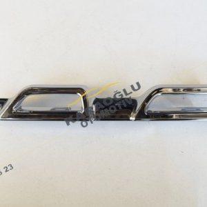 Dacia Duster Panjur Nikelajı Sol Üst 623840543R