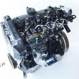 Renault Kadjar Dizel Sandık Motor 1.5 Dci K9K 647 Euro 6 100018382R