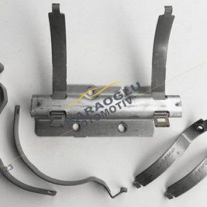 Mercedes GLA180 Cdi X156 1.5 Katalizör Bağlantı Takımı A1764900042
