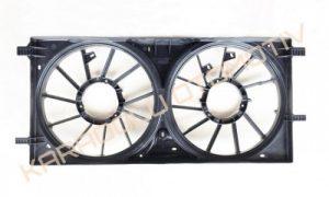 Renault Latitude Fan Davlumbazı 214757127R 214754261R