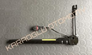 Renault Clio 3 Emniyet Kemeri Kolu Ön Sağ 8200794022
