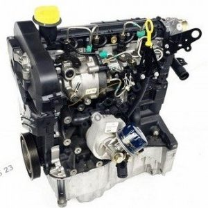 Renault Scenic II Megane II Dizel Komple Motor 1.5 Dci K9K 724 85 BG 7701476605