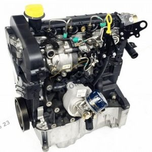 Renault Scenic II Megane II Dizel Komple Motor 1.5 Dci K9K 728 100 BG 7701475122