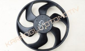 Renault Modus Clio 3 Fan Motoru 7701059785 7701068308