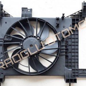 Dacia Duster Fan Davlumbazı Fan Motoru 4x4 214819914R 214816758R