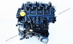 Opel Movano Çıkma Motor 2.5 Dizel G9U 650 7701479074