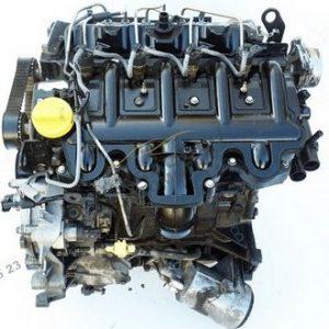 Opel Movano Komple Motor 2.5 Dci G9U 7701475325