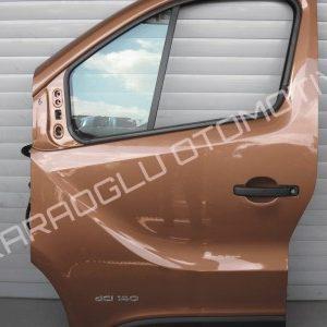 Renault Trafic 3 Hatasız Kapı Sol Ön 801015773R