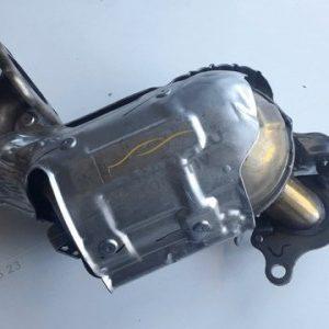 Nissan Juke Qashqai Katalizör Partikül Filtresi 1.2 Turbo HRA2DDT 2090000Q2A 2090000Q1L