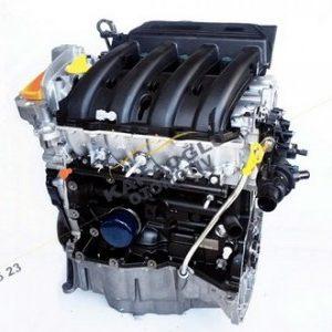 Renault Scenic 2 Megane 2 Komple Motor 1.4 K4J 730 7701474410