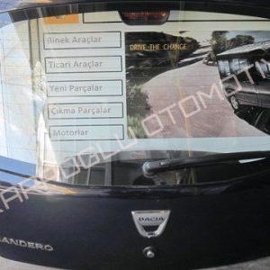 Dacia Sandero Bagaj Kapağı Hatasız Dolu 901006269R 6001551351