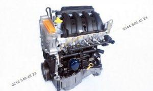 Renault Megane Scenic Komple Motor 1.4 K4J 750 7701471831