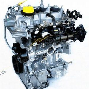 Renault Captur Symbol II Benzinli Komple Motor 0.9 Tce H4B 408 8201588337