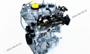 Renault Captur Symbol II Benzinli Sandık Motor 0.9 Tce H4B 408 8201588337