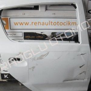 Dacia Sandero Çıkma Kapı Sağ Arka 821002434R