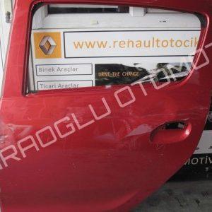 Dacia Sandero Sol Arka Kapı 821017625R