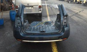 Dacia Duster Kesme Komple Arka Çamurluk Bagaj Paneli Tampon