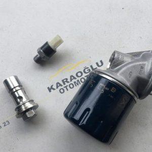 Mercedes B160 Cdi W242 1.5 Yağ Filtresi Kütüğü A6071800010