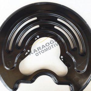 Opel Vivaro Fren Diski Muhafaza Sacı Sağ Arka 8200741199 8200050009