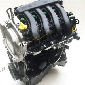 Renault Megane II Laguna II Benzinli Sandık Motor 1.6 16V K4M 761 7701474379