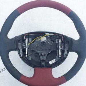 Renault Megane 2 Sport Direksiyon Simidi Kırmızı Dikişli 8200241440