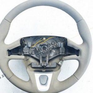 Renault Fluence Megane 3 Direksiyon Simidi Deri 484300039R