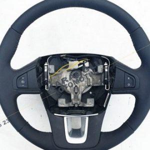 Renault Fluence Megane 3 Direksiyon Simidi 484300020R