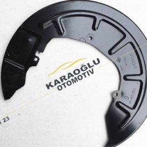 Renault Latitude Talisman Laguna 3 Sağ Fren Diski Toz Sacı 411508510R