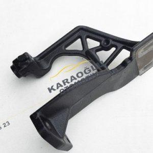 Renault Fluence Megane 3 Katalizör Suportu 1.6 Dizel 208177854R