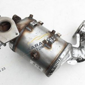 Renault Fluence Megane 3 1.6 Dizel Partikül Filtresi 208A00758R