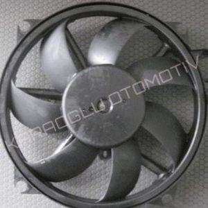Renault Scenic 3 Radyatör Fan Motoru 214812415R