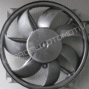 Renault Scenic 3 Fan Motoru Komple 214810011R
