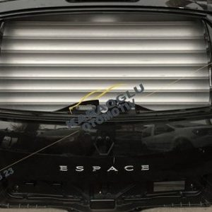 Renault Espace Arka Bagaj Kapağı 7701473590 7701479148