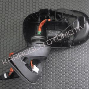 Renault Modus Dış Dikiz Ayna Kasası Sol 7701065901