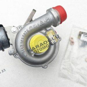 Renault Fluence Megane Turbo Kompresör 1.5 Dci 105 Bg 7701476883