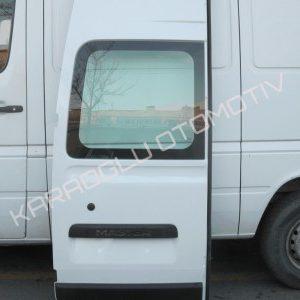 Renault Master 3 Bagaj Kapağı Hatasız Beyaz 901018953R