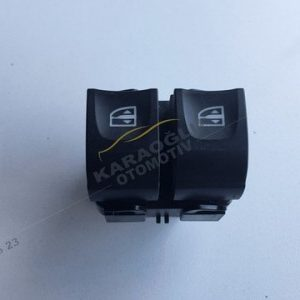 Dacia Sandero Duster Logan Cam Düğmesi 254111342R