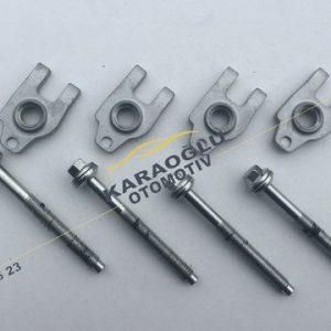 Nissan X-Trail Qashqai 1.6 Enjektör Suportu 1661000Q0J 0112100Q0C