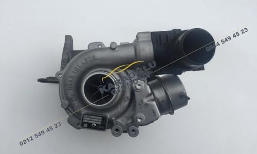 Mercedes C 200 Cdi 1.6 R9M Turbo Kompresör A6260900000