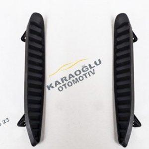 Renault Megane IV Arka Tampon Çıtası 850768508R 850760115R 850774049R