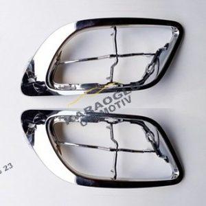 Renault Fluence Makyajlı Sis Far Çerçevesi Krom 261520541R