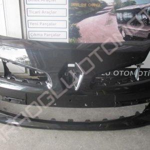 Renault Clio 3 Siyah Ön Tampon 7701208681